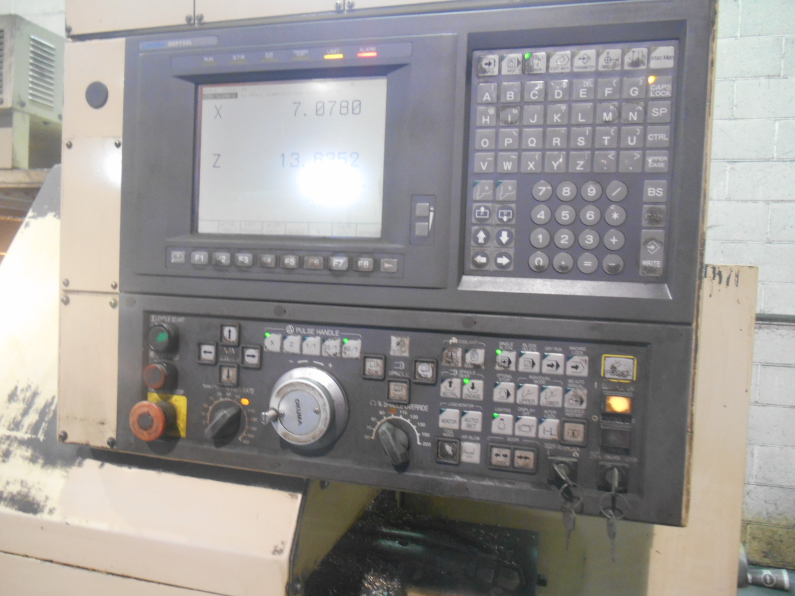 Okuma LNC8 – 96 (6) – Allied Machinery